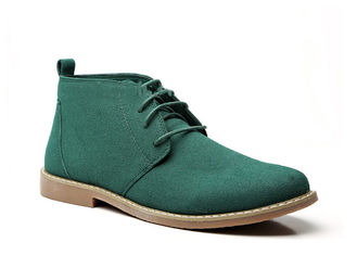 Mens Suede Desert Boots Ankle Martens Mens Winter Snow Boots For Casual Leisure